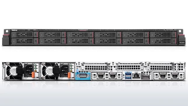 Сервер Lenovo ThinkServer RD550