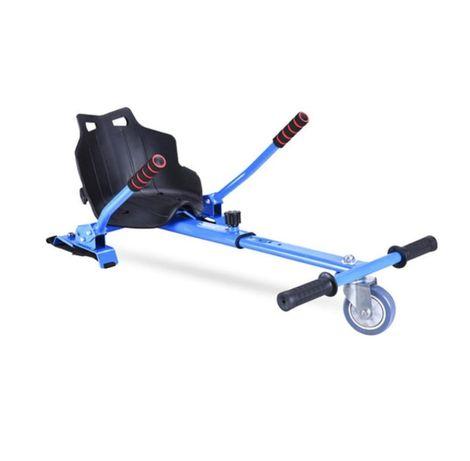 Hoverkart Albastru (Hoverseat,Scaun) compatibil Hoverboard 6.5',8',10'