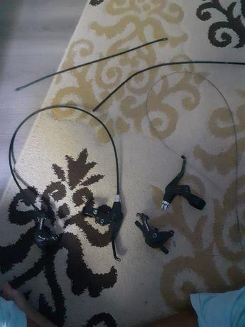 Vand frane mecanice pe disc