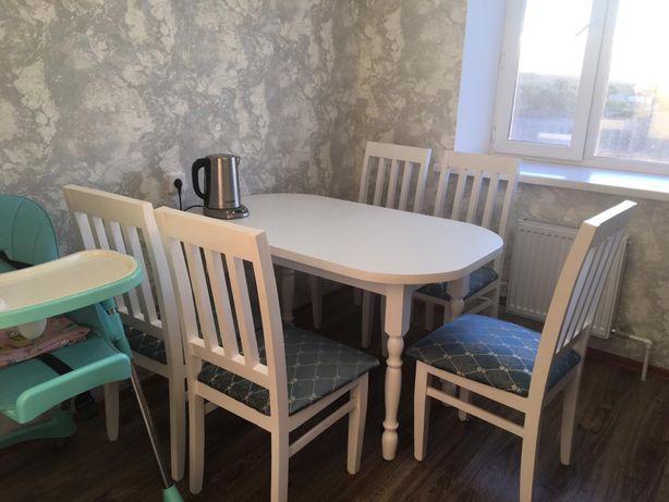 Стол и стулья рассрочка есть! 0.0.24%