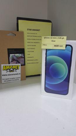 Iphone 12 Mini,Blue,128GB (ctg)