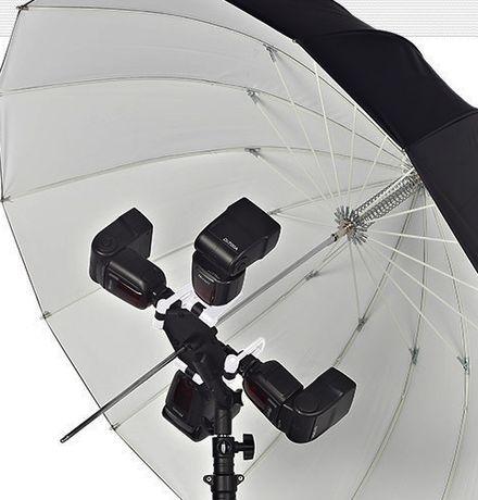 Suport blitz 4 in 1 HSPUSN si umbrela 2 in 1