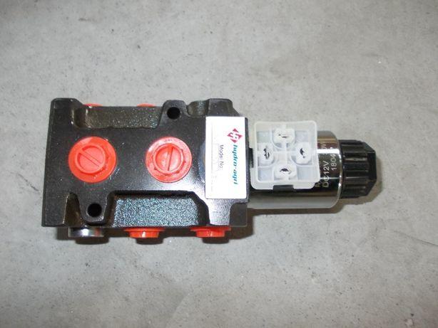 Deviator de flux hidraulic electric 12 Vdc