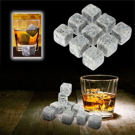 Стилни камъни за уиски вместо лед - 9, 6 или 4 броя