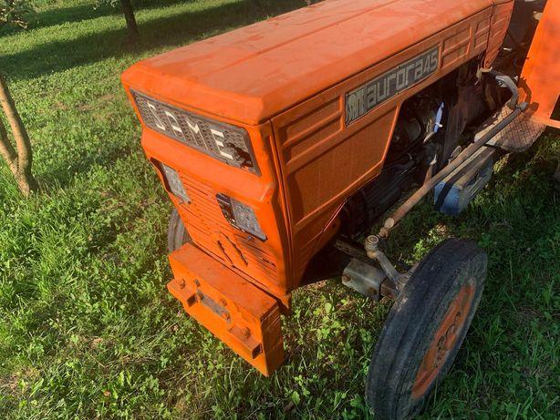 Tractor Same Aurora viticol/pomicol, motor refacut, anvelope noi.