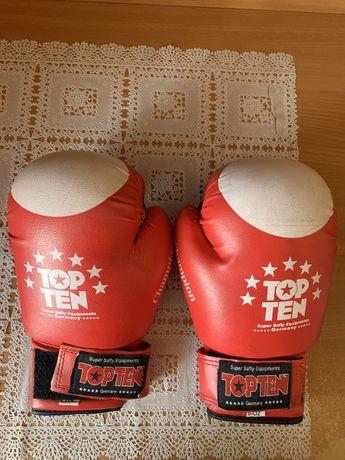 Продам перчатки боксерские детские