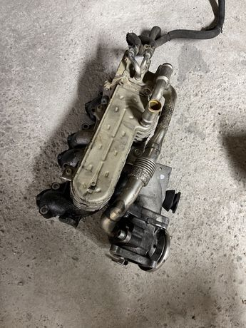 Racitor egr Vw Passat Audi Skoda