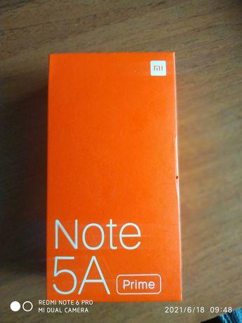 Продам телефон редми Note 5A Prime