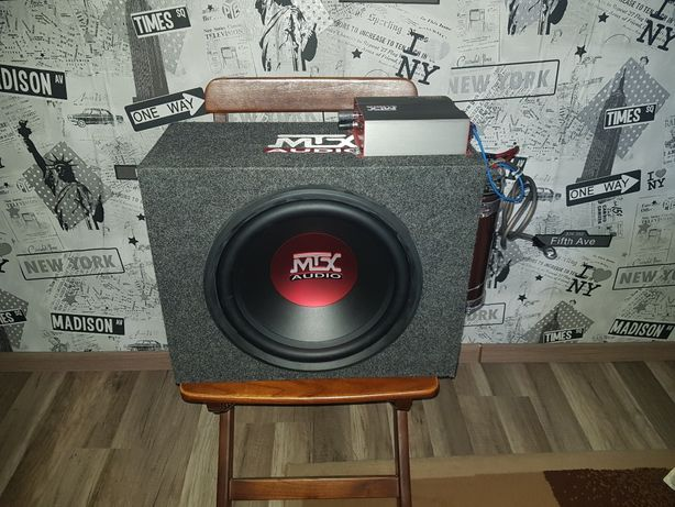 Subwoofer MTX 350 RMS