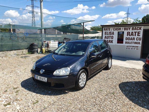 Parc Auto vind VW Golf 1.9 D fab 2005 pret 2500e POSIBILITATE RATE