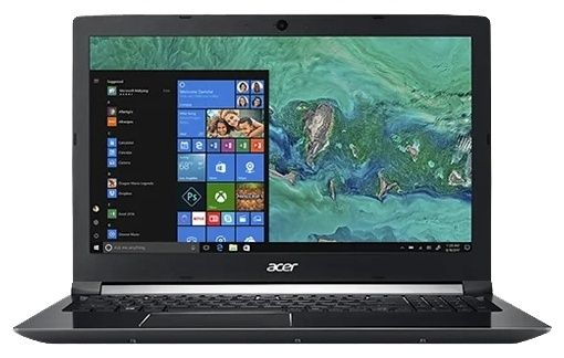 Продам игровой ноутбук Acer Aspire 7
