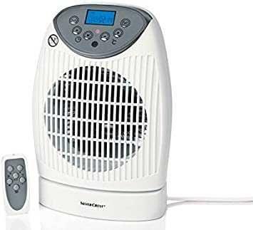 Aeroterma / ventilator cu telecomanda și display , oscilant, 2000w.