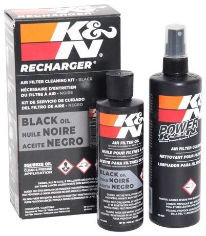 Препарат за почистване на спортен филтър K&N 99-5000EU