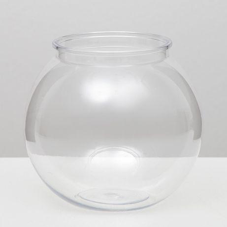 Аквариум 3 литра пластик