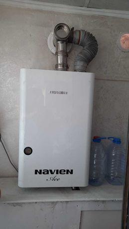 Газовый котел Navien Fce