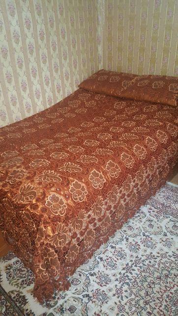 Покрывало на 2х спальную кровать