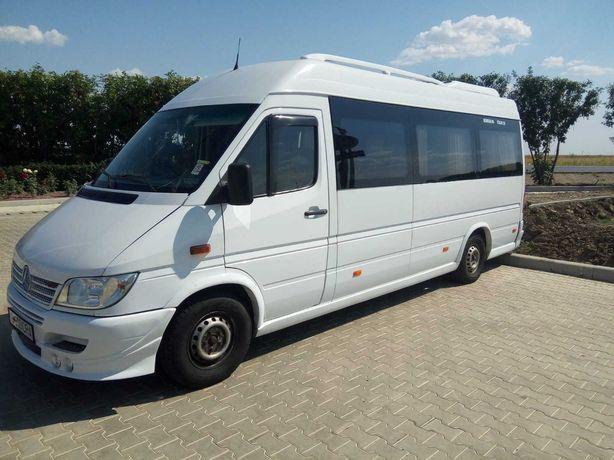 Transport persoane/inchiriez microbuz 8+1, 16+1