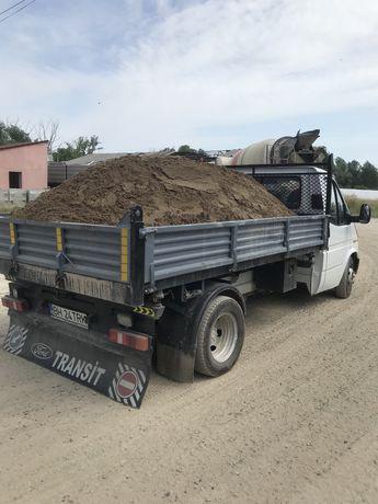 Transport Nisip-Sort-Balastru-Beton-Pământ-Piatră Concasată