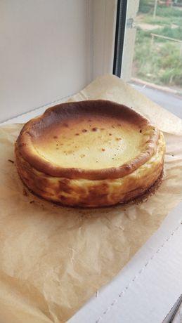 Торт на заказ испанские чизкейк