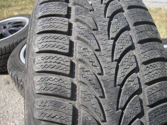 Зимни гуми Nokian с джанти