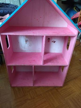 Кукальный домик девочка