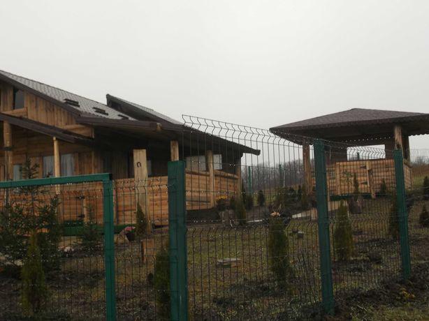 Casa lemn Tomesti