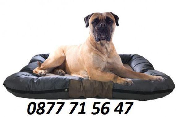 Легло за куче кучешко креватче водоустойчиво за открито