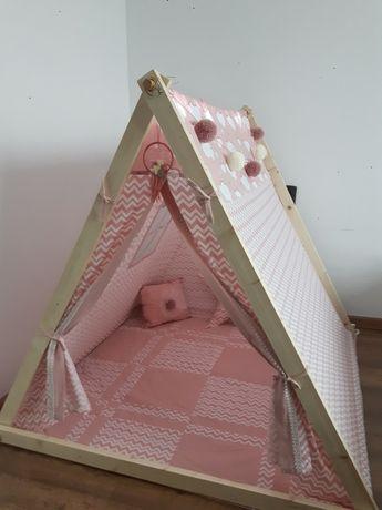 Детска палатка за момиче