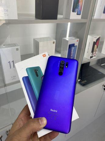 Redmi 9 64 gb blue