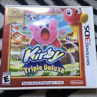 Kirby Triple Deluxe Nintendo 3DS Nou SIGILAT.