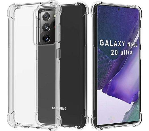 Силиконов Удароустойчив Кейс Samsung Galaxy Note 20 / Ultra / S20 S20+
