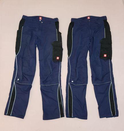 Pantaloni munca Engelbert Strauss, salopeta construcții, Nr 110, 54 L