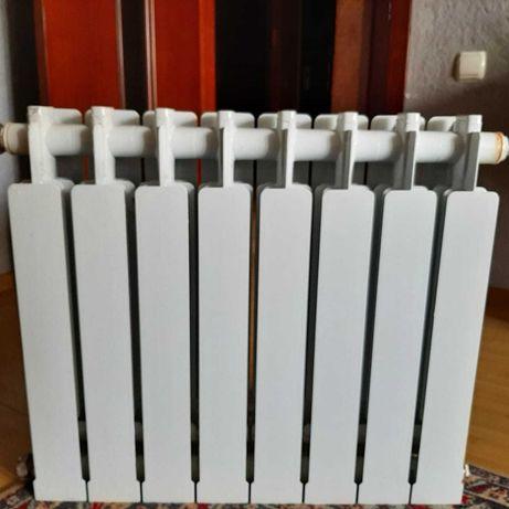 Алюминиевые радиаторы 6 и 8 секций