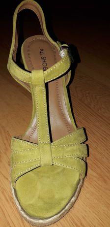 Sandale noi dama din piele marimea 37