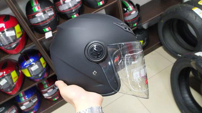 Летний Шлем Каска! Для Мопеда Скутера! Большой выбор Мотоэкипировки!