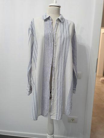 Camasa rochie in H&M 42