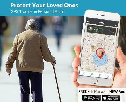 GPS за възрастни хора - тракер/tracker с БЕЗПЛАТНО онлайн проследяване