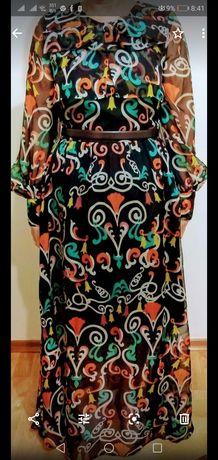 Женская крассивая шифоновая платья. Раз 44.