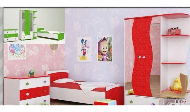 Детский Гарнитур Малыш!Мебель Со Склада Самые Низкие Цены У Нас