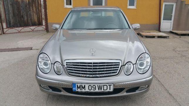 Mercedes E class E220 CDI Euro 4 W211