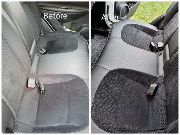 Detailing auto, curățare canapele, covoare