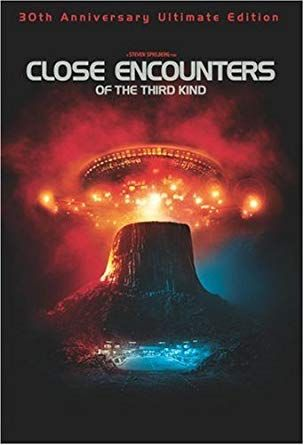 Film SF Close Encounters Of The Third Kind: Intalnire de Gradul Trei