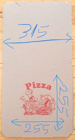 Cutii pizza carton