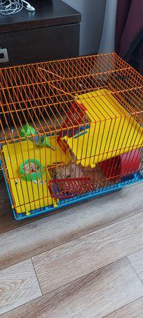 Продам клетку для хомяков или попугая