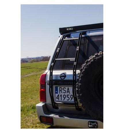 Scara Nissan Patrol Y61 GU4 - Scara Usa Spate Heavy Duty OFF ROAD