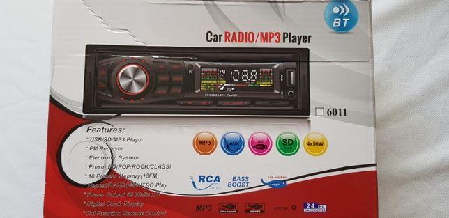 MP3 Player auto radio / card / USB / Bluetooth plus Telecomanda