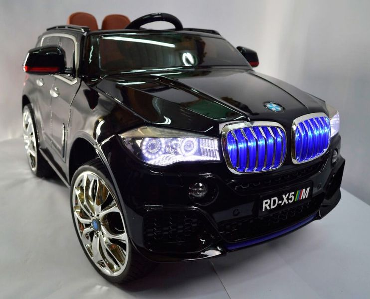 Акумулаторен джип BMW X5 с дисплей - RD500 гр. София - image 1