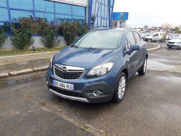 Opel Mokka 2016 4x4