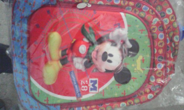 Rucsac 3D Mickey Mouse
