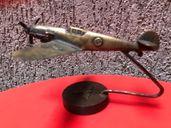 Стара настолна фигура на германски изтребител Messerschmitt 109